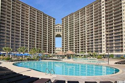 North Myrtle Beach Condo/Townhouse For Sale: 100 North Beach Blvd. #406
