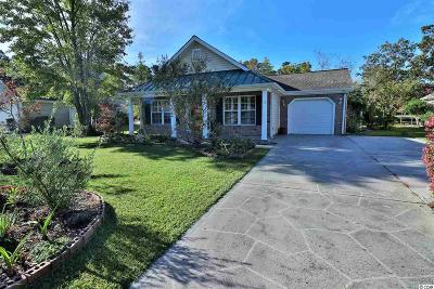 Murrells Inlet Single Family Home Active-Pend. Cntgt. On Financi: 4543 Fringetree Dr.