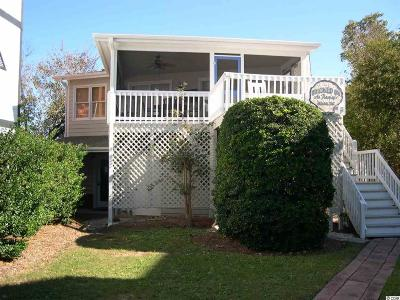 Pawleys Island Single Family Home For Sale: 217 Atlantic Ave.