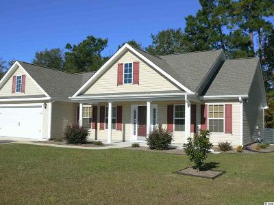 Horry County Single Family Home Active-Pend. Contingent Contra: 389 Millbrook Circle