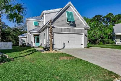 Murrells Inlet Single Family Home For Sale: 12 Saltwater Way