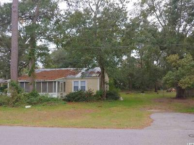 Murrells Inlet Single Family Home For Sale: 547 Calhoun Dr.