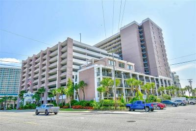 Myrtle Beach Condo/Townhouse Active Under Contract: 7200 N Ocean Blvd. #1056