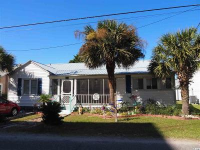North Myrtle Beach Single Family Home For Sale: 1616 Perrin Dr.