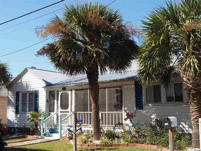 North Myrtle Beach Multi Family Home For Sale: 1619 Holly Dr.