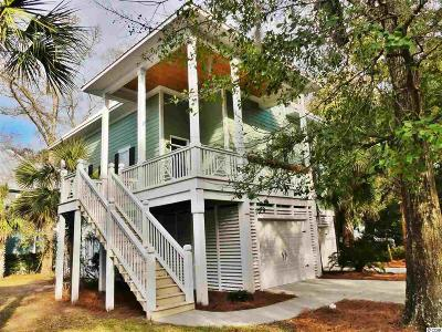 Murrells Inlet Single Family Home For Sale: 582 Collins Ave.