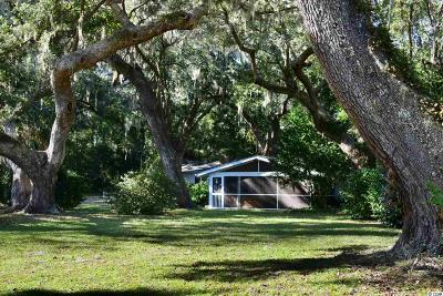 Pawleys Island Single Family Home For Sale: 190 Live Oak Ln.