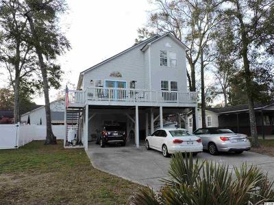 Surfside Beach Single Family Home For Sale: 514 S Hollywood Dr.