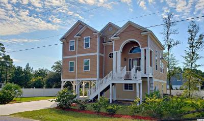 Murrells Inlet Single Family Home For Sale: 176 Cedar Point Ave.