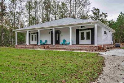 Loris Single Family Home For Sale: 4378 Highway 66