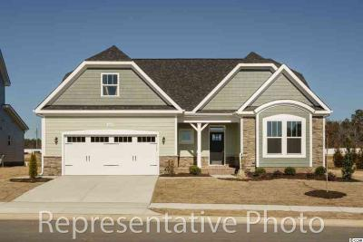Myrtle Beach Single Family Home For Sale: 645 Indigo Bay Circle