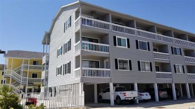 Garden City Beach Condo/Townhouse For Sale: 1429 N Waccamaw Dr. #302