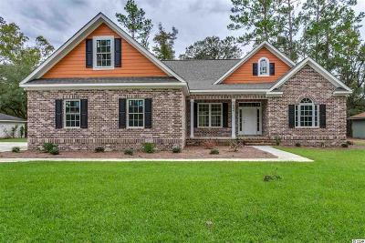 Conway Single Family Home For Sale: 1494 Caines Landing Rd.
