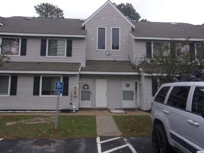 Myrtle Beach SC Condo/Townhouse Active-Pending Sale - Cash Ter: $39,900