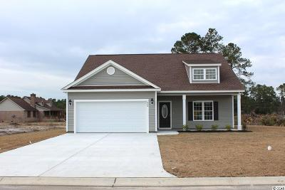 Horry County Single Family Home For Sale: 500 Larkspur Dr.