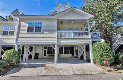 Pawleys Island Condo/Townhouse For Sale: 73 Wallys Way #14