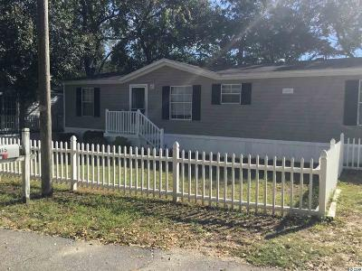 Georgetown County, Horry County Single Family Home For Sale: 601 6th Ave. S