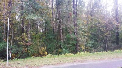 Murrells Inlet SC Residential Lots & Land Active-Pending Sale - Cash Ter: $112,000