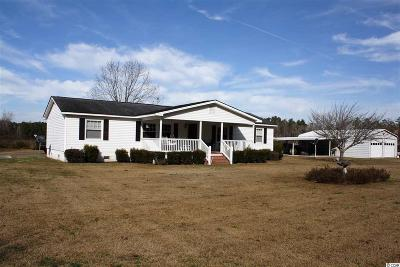 Loris Single Family Home For Sale: 811 Apple Valley Rd.