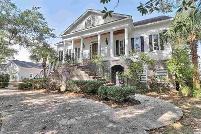 Myrtle Beach Single Family Home For Sale: 1080 Waterway Ln.