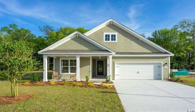 Pawleys Island Single Family Home For Sale: 261 Castaway Key Dr.