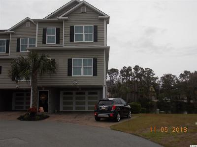 North Myrtle Beach Condo/Townhouse For Sale: 1907 Enclave Ln. #B-104