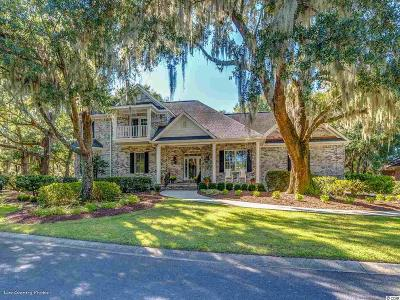 Pawleys Island Single Family Home For Sale: 1546 Oatland Lake Rd.