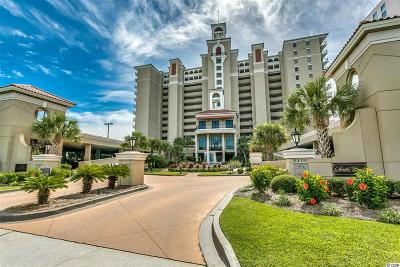 Myrtle Beach Condo/Townhouse For Sale: 5310 N Ocean Blvd. #1101