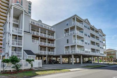 North Myrtle Beach Condo/Townhouse For Sale: 3401 N Ocean Blvd. #303