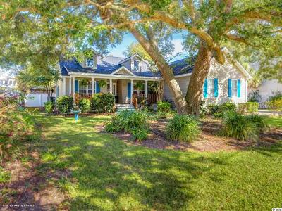 Murrells Inlet Single Family Home For Sale: 174 Edward Ave.