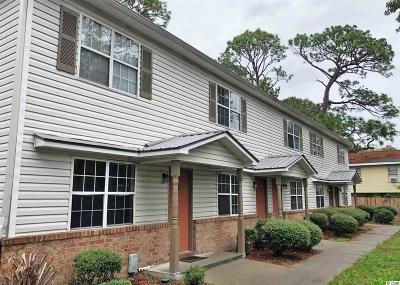 Myrtle Beach Multi Family Home For Sale: 512 29th Ave. N