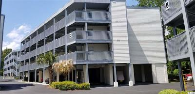 North Myrtle Beach Condo/Townhouse For Sale: 1500 Cenith Dr. #D-203