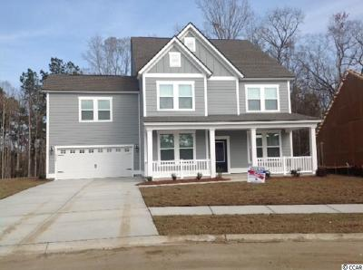 Myrtle Beach Single Family Home Active-Pend. Cntgt. On Financi: 2484 Goldfinch Dr.