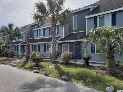 Surfside Beach Condo/Townhouse For Sale: 1891 Colony Dr. #14-J