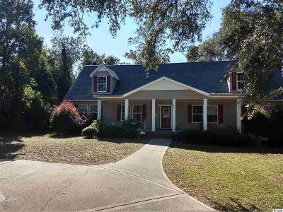 Myrtle Beach Single Family Home For Sale: 411 33rd Ave. N