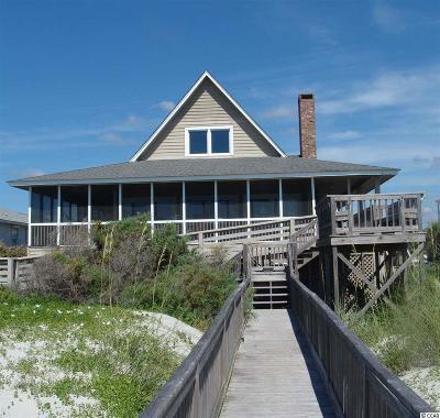 Pawleys Island Single Family Home For Sale: 240 B Atlantic Ave.