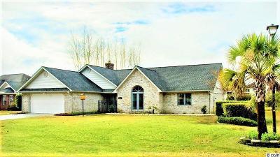 Surfside Beach Single Family Home For Sale: 2121 Deerfield Ave.