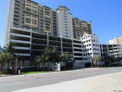 North Myrtle Beach Condo/Townhouse For Sale: 201 S Ocean Blvd. #1206