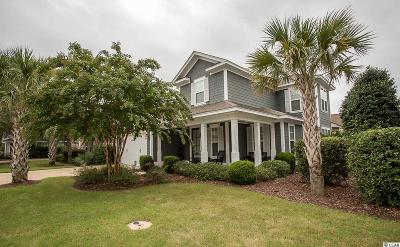 North Myrtle Beach Single Family Home For Sale: 461 Banyan Place