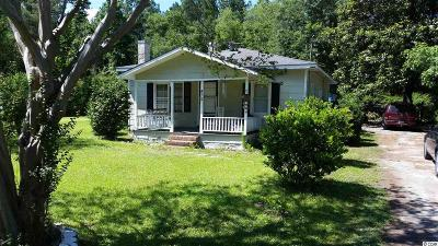Conway Single Family Home Active-Pending Sale - Cash Ter: 475 Hardees Ferry Rd.