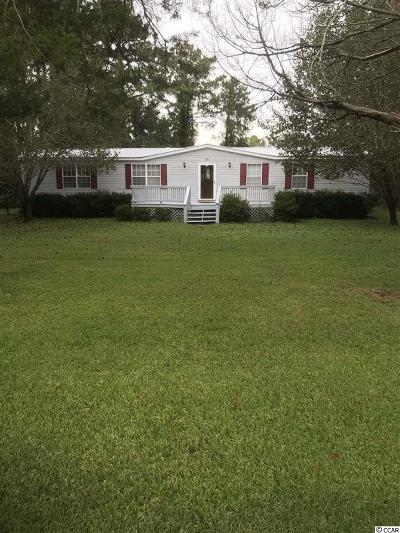 Murrells Inlet Single Family Home Active-Pending Sale - Cash Ter: 636 Lee Ave.