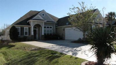 North Myrtle Beach Single Family Home Active-Pend. Contingent Contra: 3911 Club Course Dr.