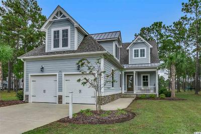 myrtle beach Single Family Home For Sale: 646 Waterbridge Blvd.