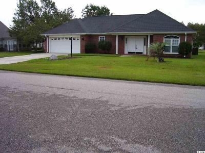 Little River Single Family Home Active-Pend. Cntgt. On Financi: 521 Blythewood Walk