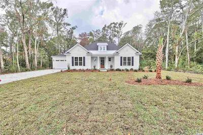 Pawleys Island Single Family Home For Sale: 817 Aspen Loop