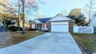 Murrells Inlet Single Family Home For Sale: 750 Mount Gilead Place Dr.