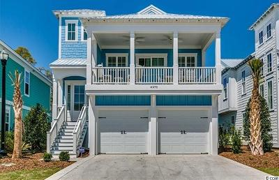 North Myrtle Beach Single Family Home For Sale: 4970 Salt Creek Ct.