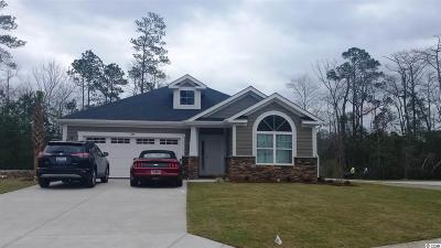 Murrells Inlet Single Family Home Active-Pend. Cntgt. On Financi: 685 Elmwood Circle