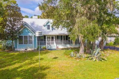 Murrells Inlet Single Family Home For Sale: 3866 Cow House Ct.