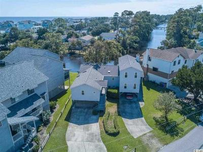 Surfside Beach Single Family Home For Sale: 313 Lakeside Dr.